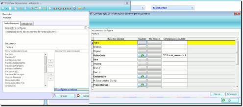 Workflow Operacional
