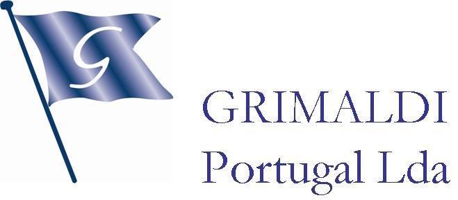 logótipo Grimaldi